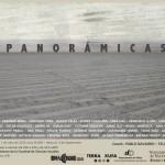 3ª Muestra PANORÁMICAS,  ESTA VEZ EN LA SALA DE LA UNIVERSIDAD de VALENCIA FACULTAD DE CIENCIAS SOCIALES Propuesta: presentar una mirada estética, reflexiva y crítica, en torno al paisaje natural, y urbano como territorio vital, referencial, y cultural, necesario de preservar. Propuestas realizadas desde la diversidad de las poéticas individuales, así como de materiales y técnicas diferentes, puestas al servicio de una visión común.